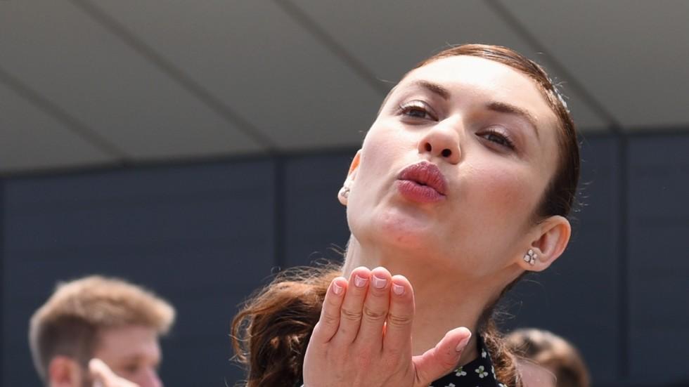 'Been ill for almost a week now': Bond girl Olga Kurylenko becomes latest celebrity victim of coronavirus