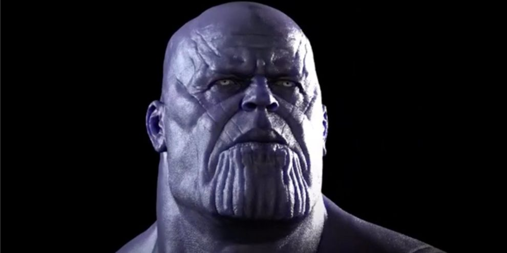 Avengers: Infinity War Concept Video Reveals 360 Degrees Of Thanos