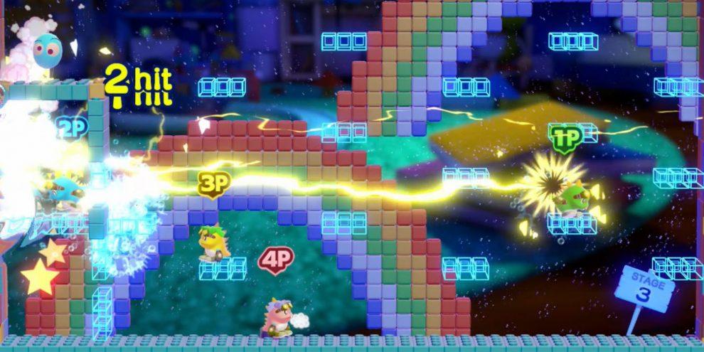 Bubble Bobble 4 Friends Review: Cute, Simple Arcade Fun