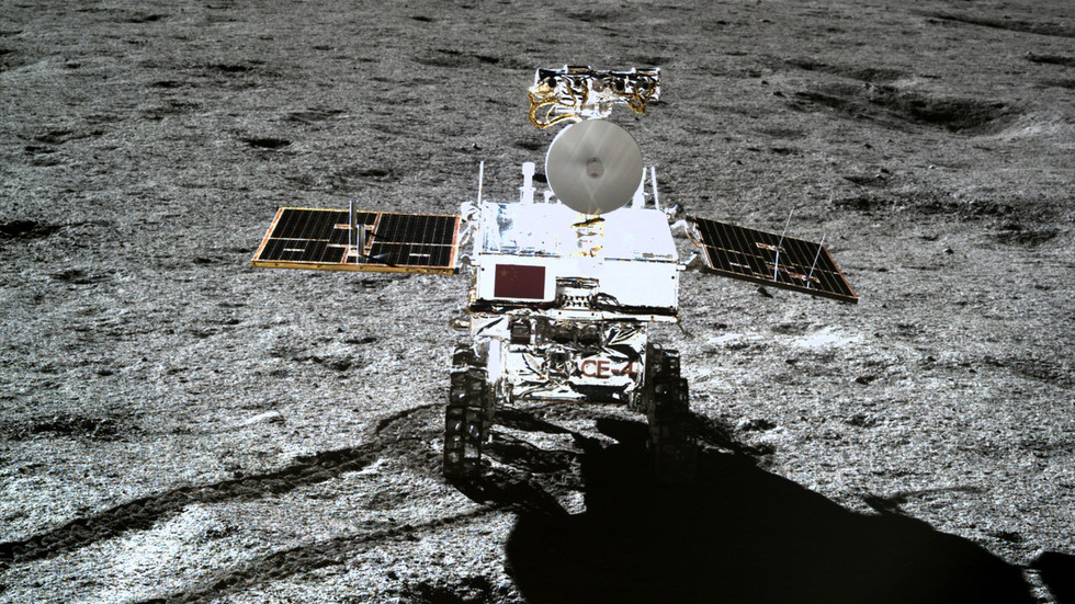 China's Yutu-2 rover sets off for UNEXPLORED areas as Chang'e 4 mission reawakens on far side of Moon