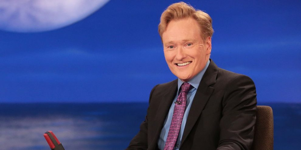 Conan First Late-Night Host To Return, With New Shows Starting March 30