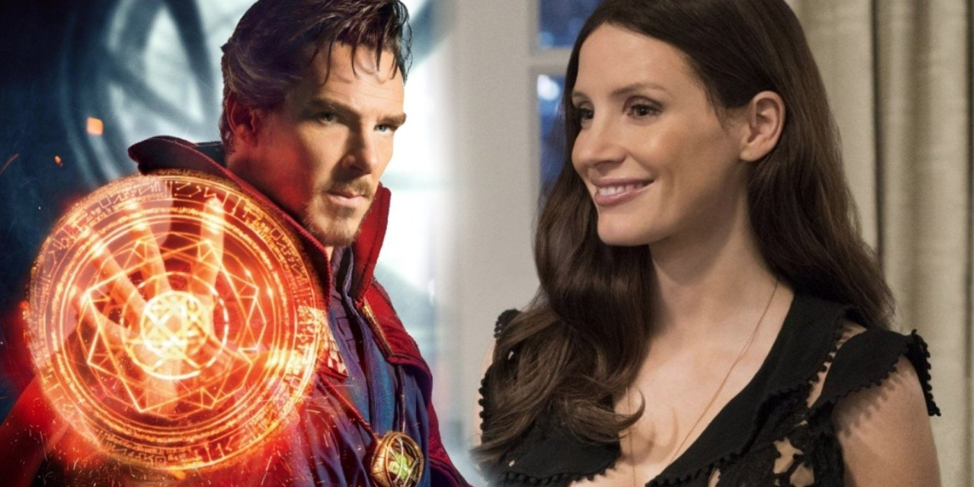 Doctor Strange: Jessica Chastain Passed On Role, Wants To Be MCU Hero Instead
