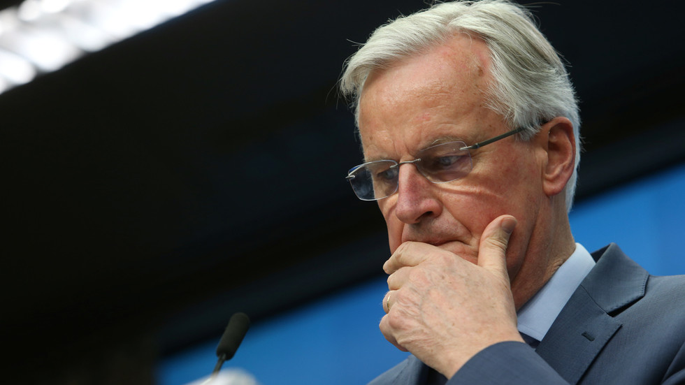EU's Brexit negotiator Michel Barnier tests positive for coronavirus