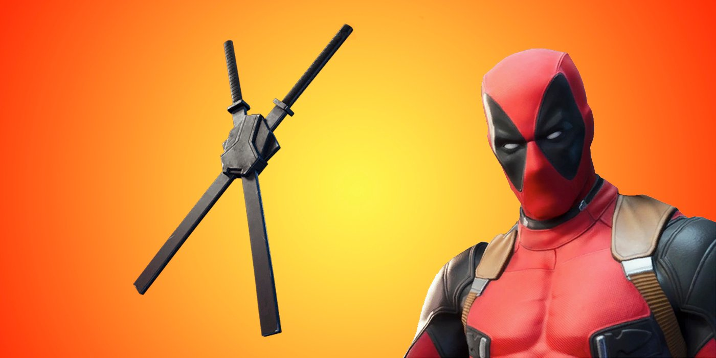 Fortnite: The place to Discover Deadpool's Katanas (Week four Problem)