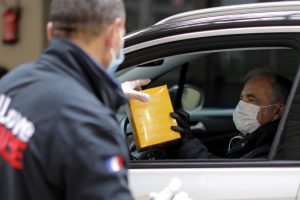 France's coronavirus death toll nears 2,000 as 300 more die in Covid-19 pandemic