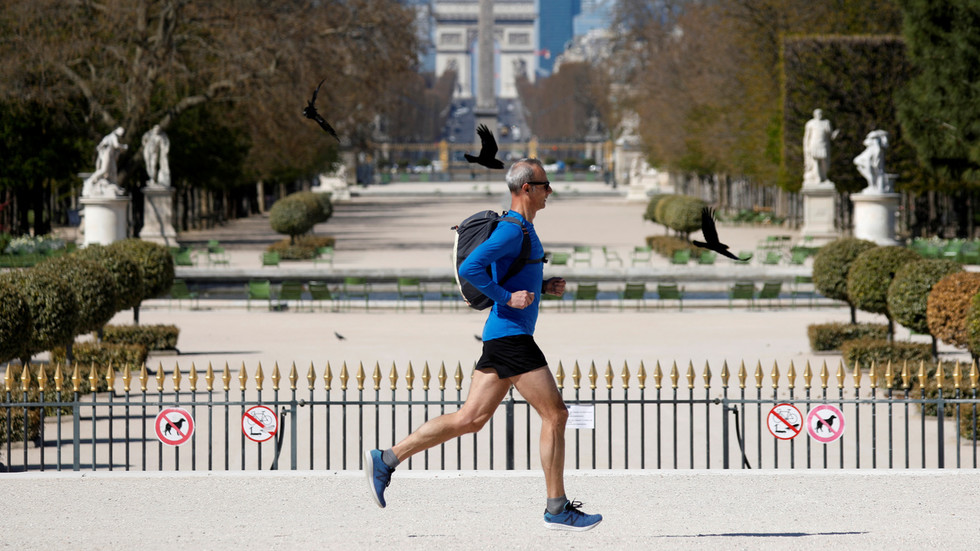 France to close open-air markets, crack down on JOGGING to stop coronavirus spread