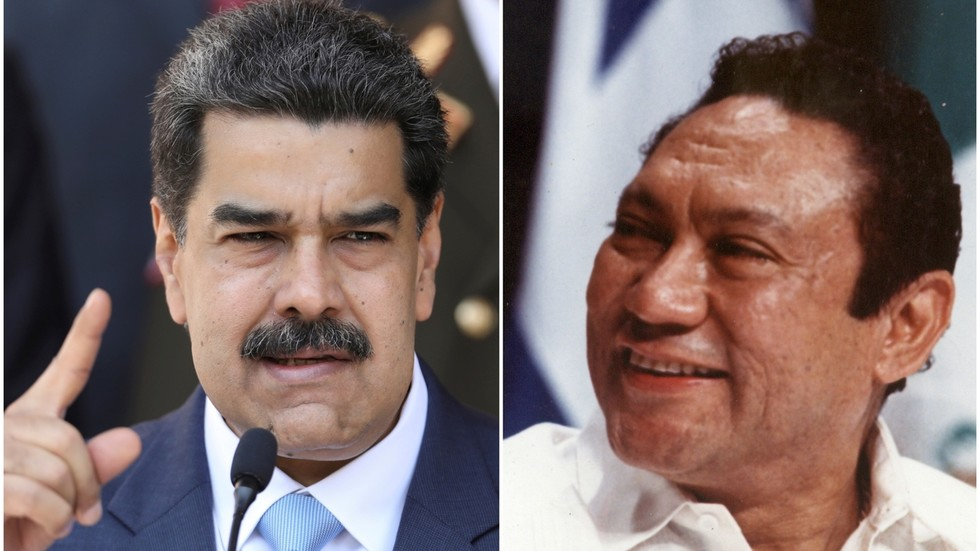 Hard pass on the Noriega remix? US narcotrafficking charges against Maduro straight out of Panama playbook