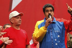 He betrayed Maduro to be busted by America? Venezuela's ex-spy chief 'to turn himself in' to US to face 'narco-terrorism' charges