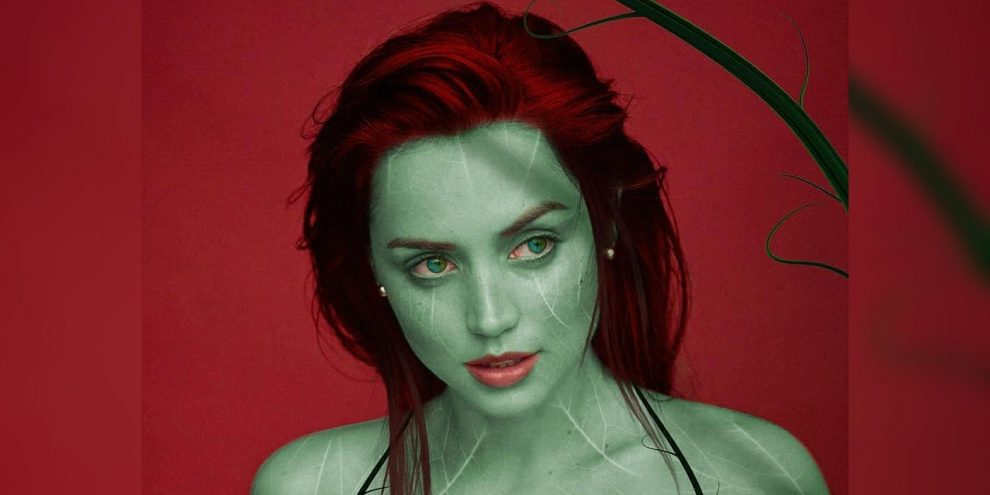 Here's What Ana de Armas Could Look Like As Poison Ivy In The DCEU