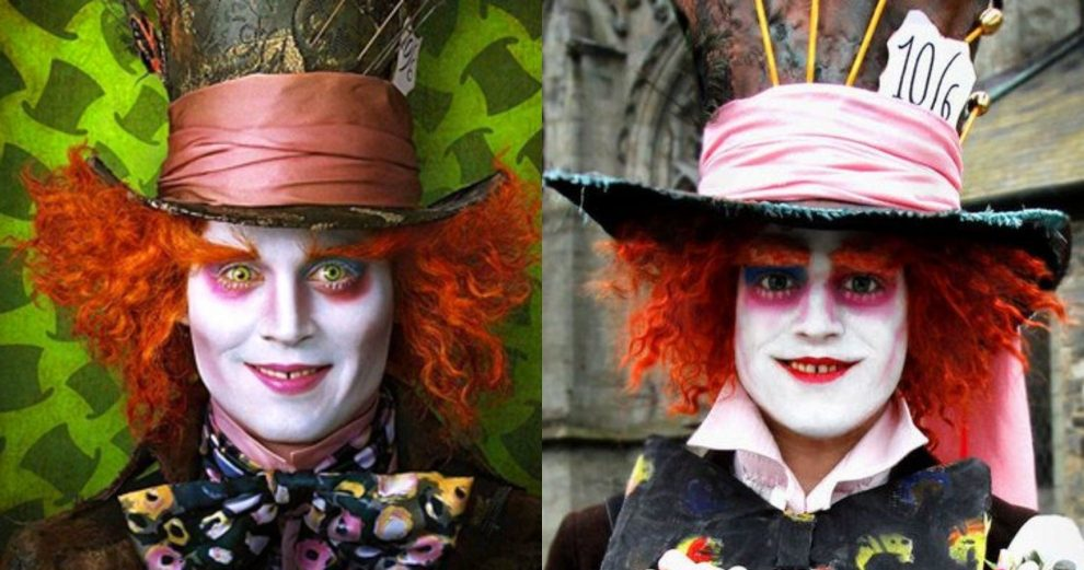 Mad Hatters: 10 Best Johnny Depp Cosplays That Look Just Like Him