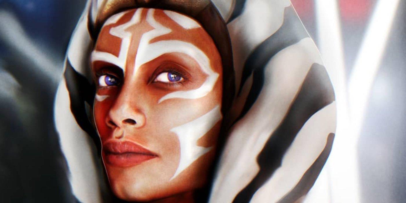 Mandalorian Season 2 Rosario Dawson Casting Sparks Extra Ahsoka Fan Artwork