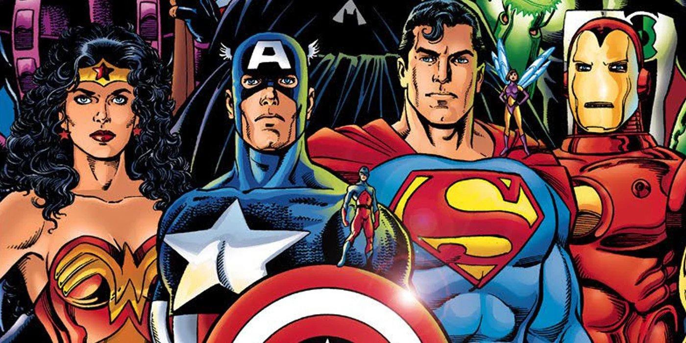 Marvel & DC Comics' Crossover May Begin By Breaking [SPOILER]