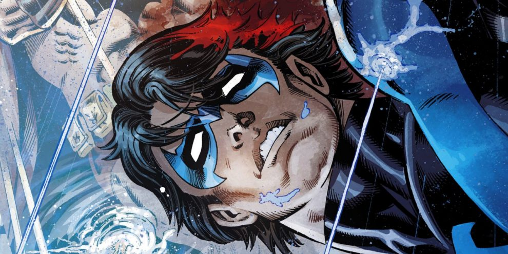 Nightwing's Attempted Murderer To Face ROBIN's Justice