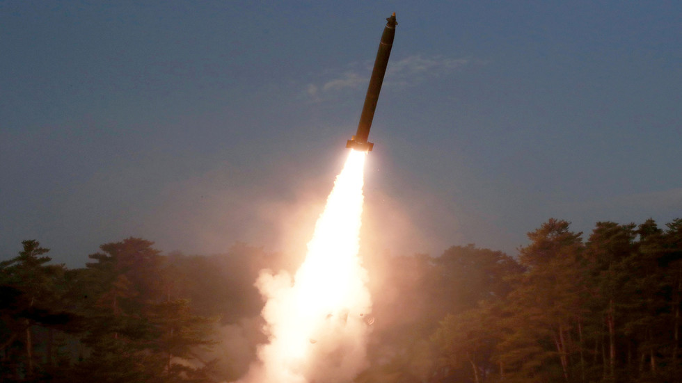 Pyongyang fires 'unidentified projectile' – South Korean army