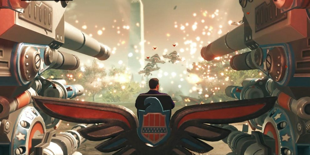 Saints Row IV: Re-Elected Review - It's Just as Good