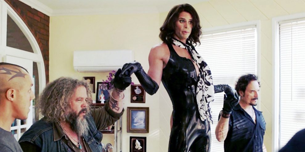Sons Of Anarchy Season 5 Episode 5 Introduced Walton Goggins' Venus