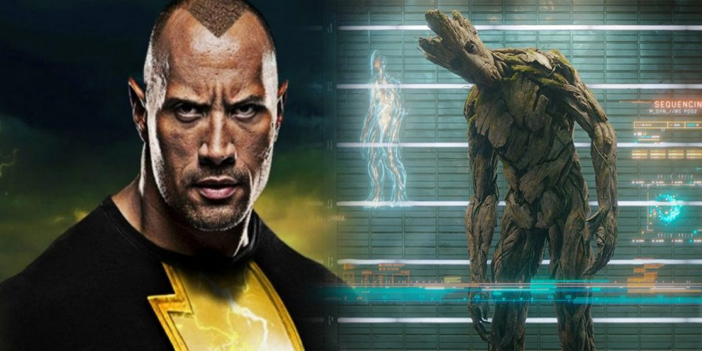 The Rock & Vin Diesel's Feud Will Become Marvel vs DC In 2021