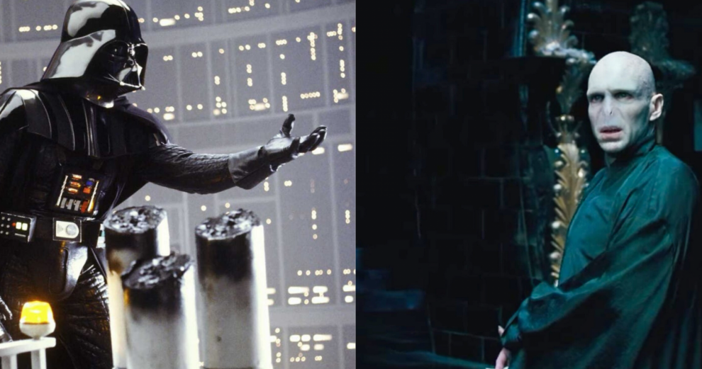 Voldemort Vs. Darth Vader: Who Is More Powerful? | ScreenRant