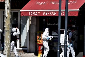 Deadly knife attack in south of France investigated by anti-terrorism prosecutor