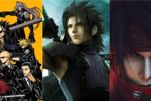 Final Fantasy 7 Remake: Every Spin-Off Explained | Screen Rant