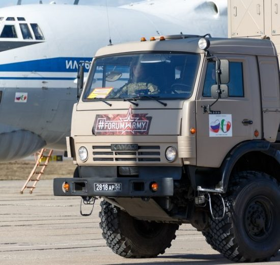 Help is on the way: Russian military medics heading to Serbia to assist in Covid-19 battle