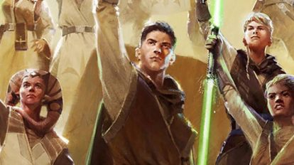 Meet The New Jedi of Marvel's Star Wars: The High Republic
