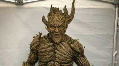 Swamp Thing Season 2 Video Reveals Detailed Look At Floronic Man Design