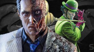 The Batman Theory: The Riddler Kills the DA, Making Way For Two-Face