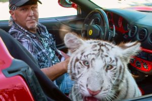 Tiger King's Jeff Lowe Jokes About Skipping Season 2