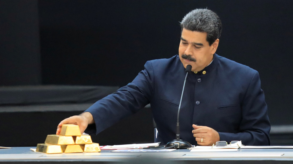 'Obstruction try': Iran rejects US declare that it's hoarding Venezuela's gold as fee for financial help