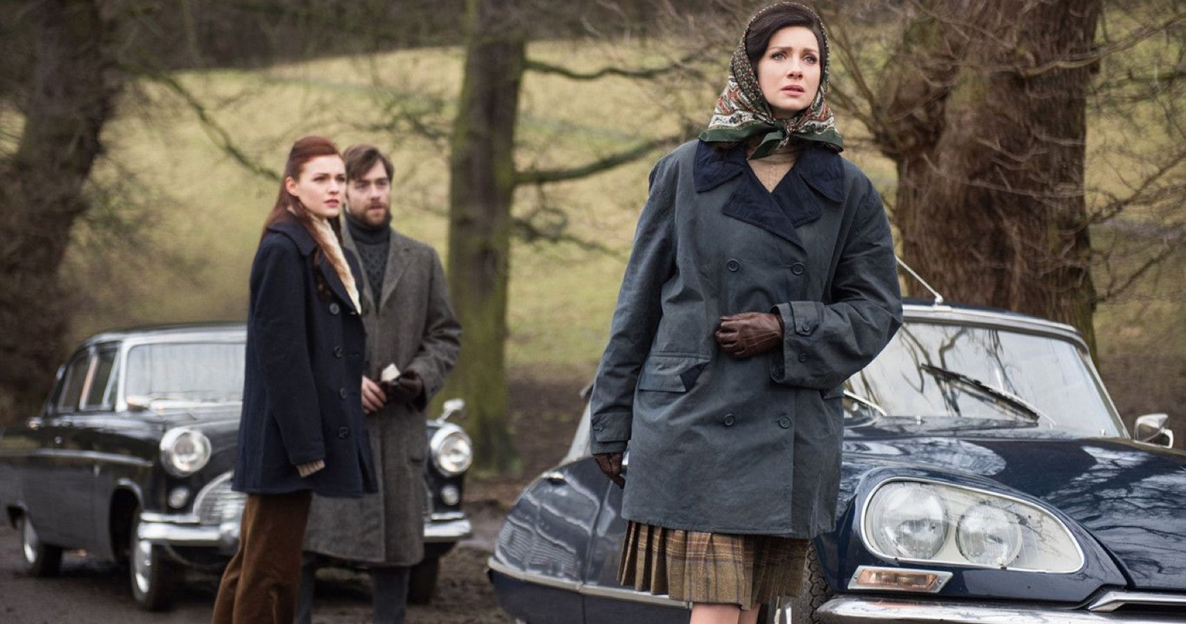 Outlander: 10 Issues You Didn't Know About Claire's Again In 1948