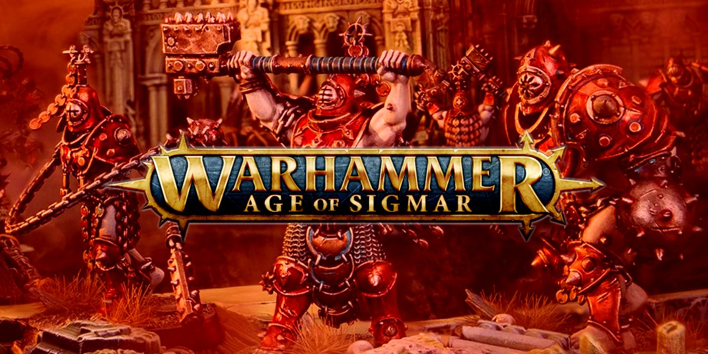 Warhammer Age Of Sigmar RTS Coming From Elite: Harmful Devs
