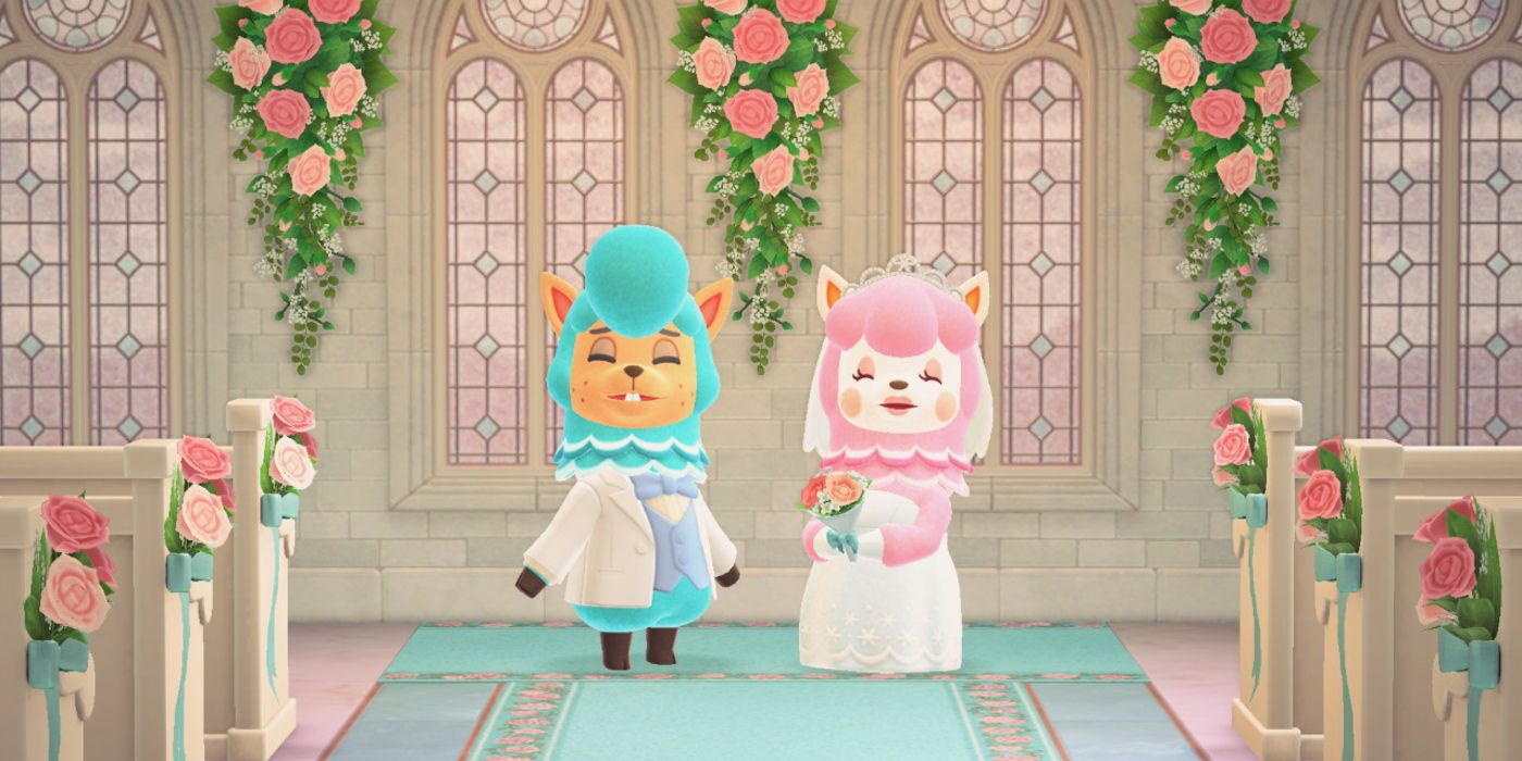 Animal Crossing Marriage ceremony Season Evokes Disturbing Participant Creations