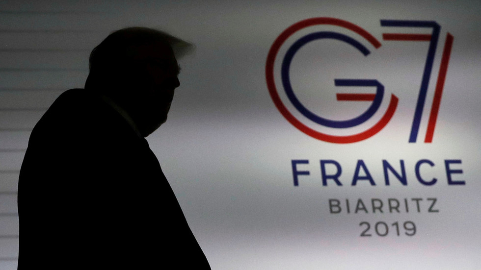 G7 is certainly outdated and out of contact, Moscow agrees with Trump, however with out China it should keep that approach