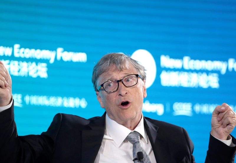 Gates dismisses 'weird' Covid-19 conspiracy theories as his impression on WHO, world well being enterprise will increase