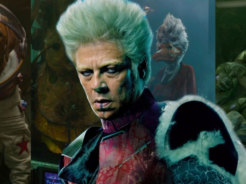 Guardians of the Galaxy: Each Marvel Easter Egg In The Collector's Museum