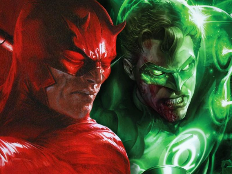 Marvel's Daredevil Would Make The BEST Inexperienced Lantern