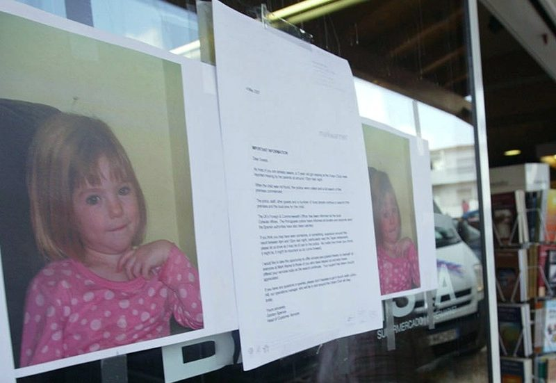 New Madeleine McCann suspect additionally linked to DISAPPEARANCE OF ANOTHER little woman