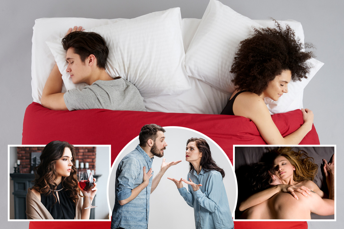 From less sex and more stress to petty rows – how to tell if your marriage is really over