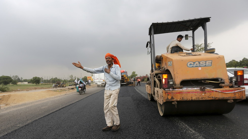 India to ban Chinese firms from road projects as tensions mount over border dispute