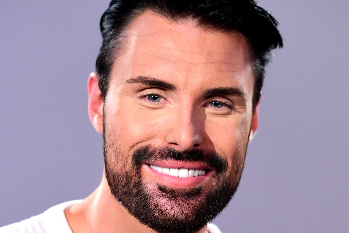 Rylan Clark-Neal claims he'll never be content with his looks despite dramatically changing his appearance