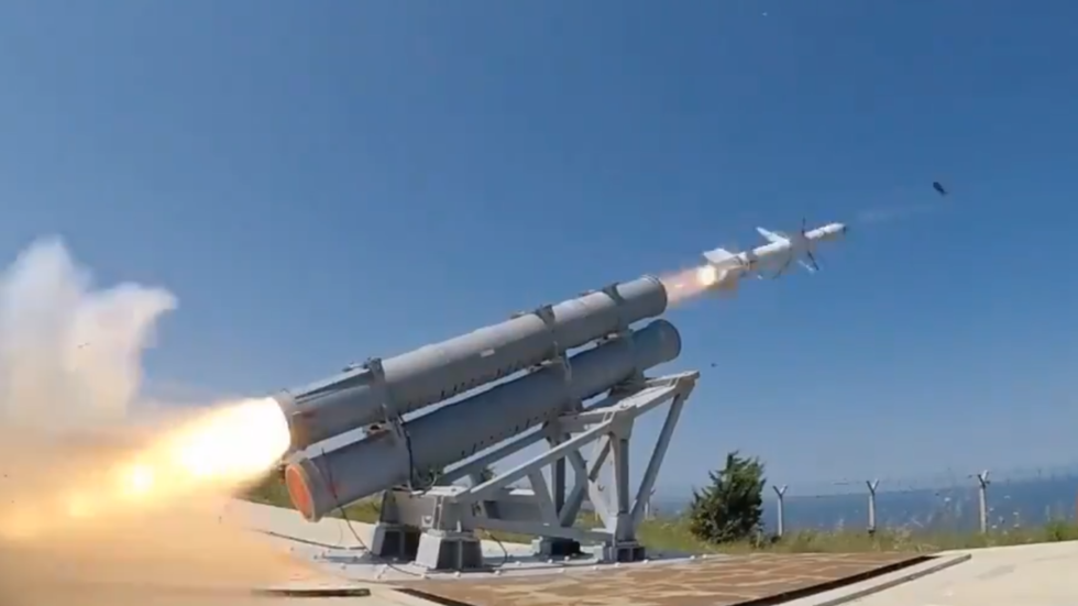 Turkey successfully tests its first homegrown anti-ship cruise missile (VIDEO)