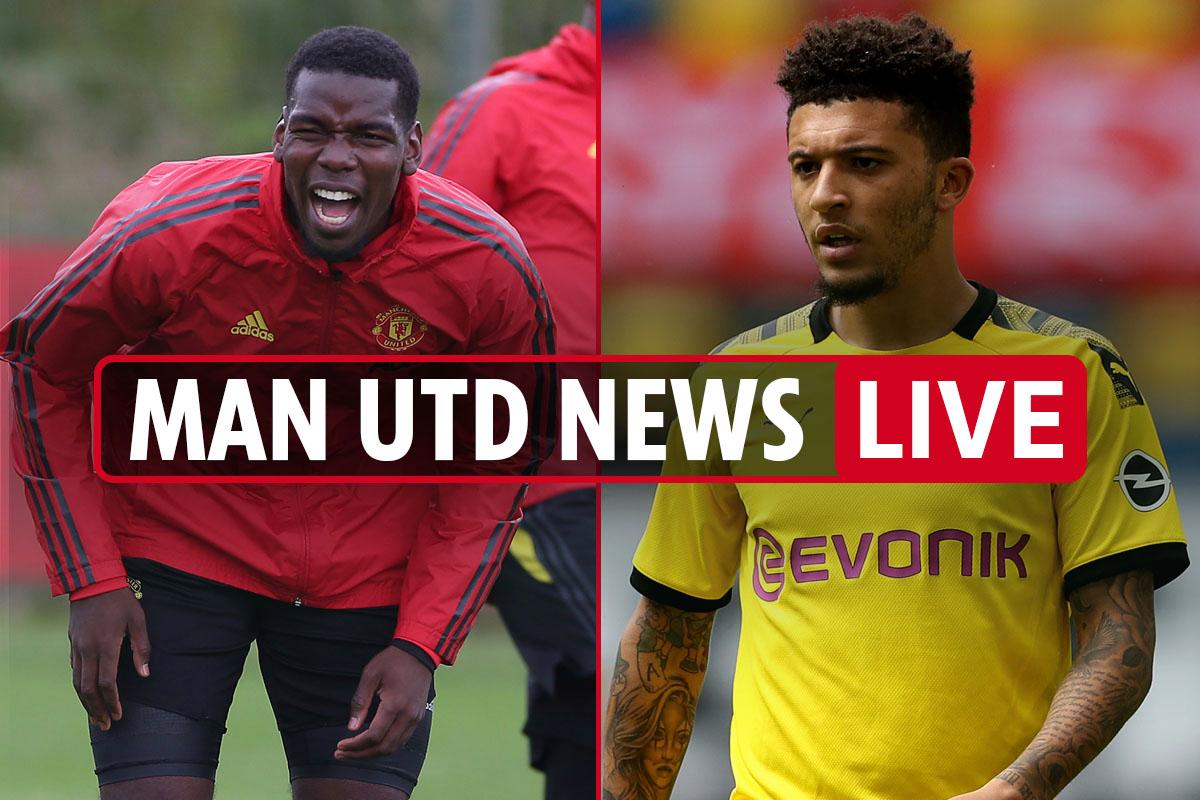 11.40am Man Utd transfer news LIVE: Dortmund demand £108m for Sancho, Koulibaly blow, Raul Jimenez LATEST, Gabriel talks