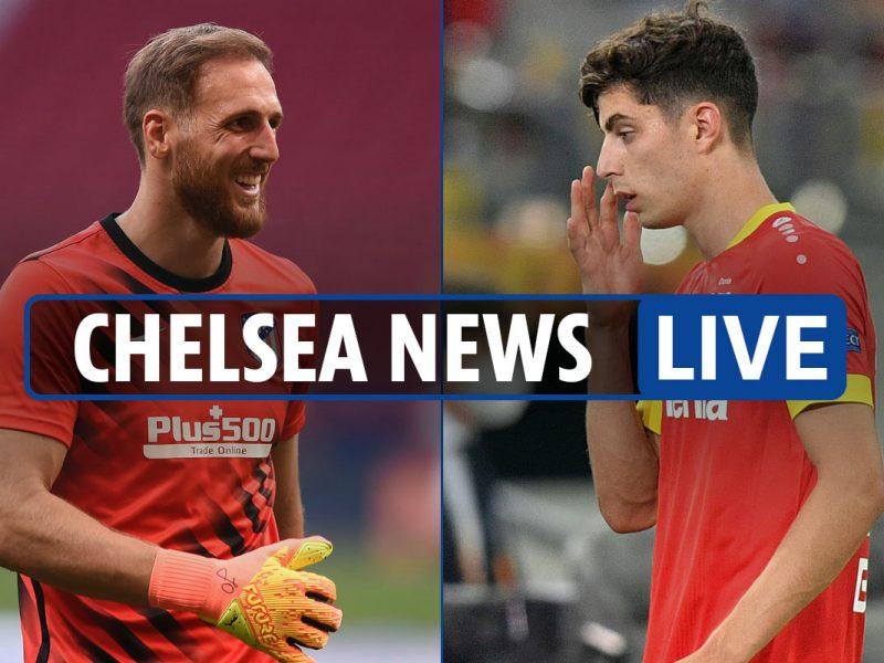 1pm Chelsea switch information LIVE: Havertz can go away – Leverkusen, Oblak on Blues curiosity, Declan Rice LATEST