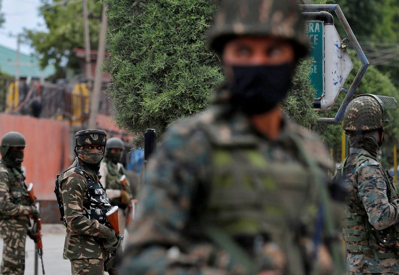 2 cops killed in Kashmir after militants assault convoy forward of India's Independence Day