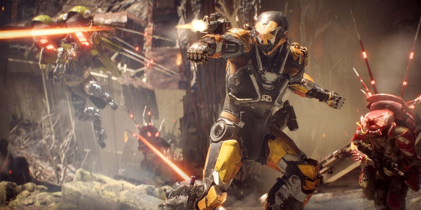 Anthem Promises Major Loot Changes Players Have Been Asking For