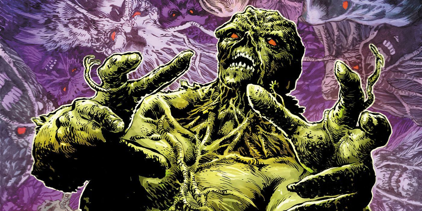 DC's SWAMP THING is Getting His Own Halloween Special