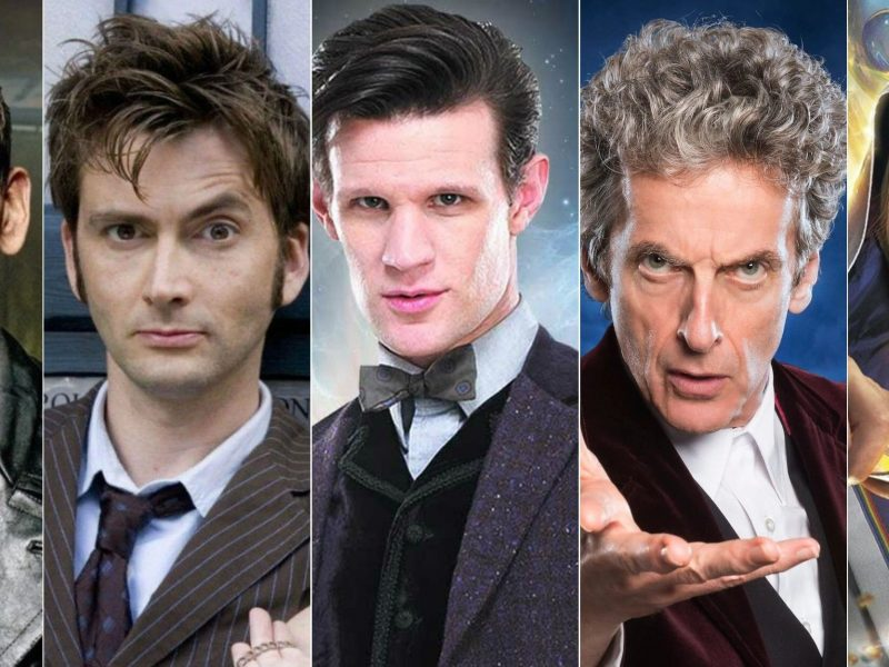 Physician Who: Christopher Eccleston's Return Units Up A New 5 Medical doctors