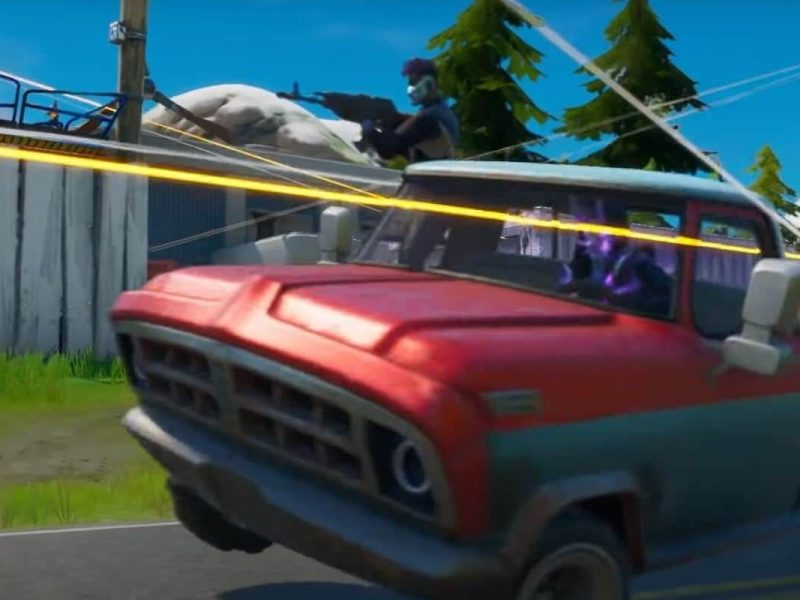 Tips on how to Deal Injury From Automobiles in Fortnite | Display Rant