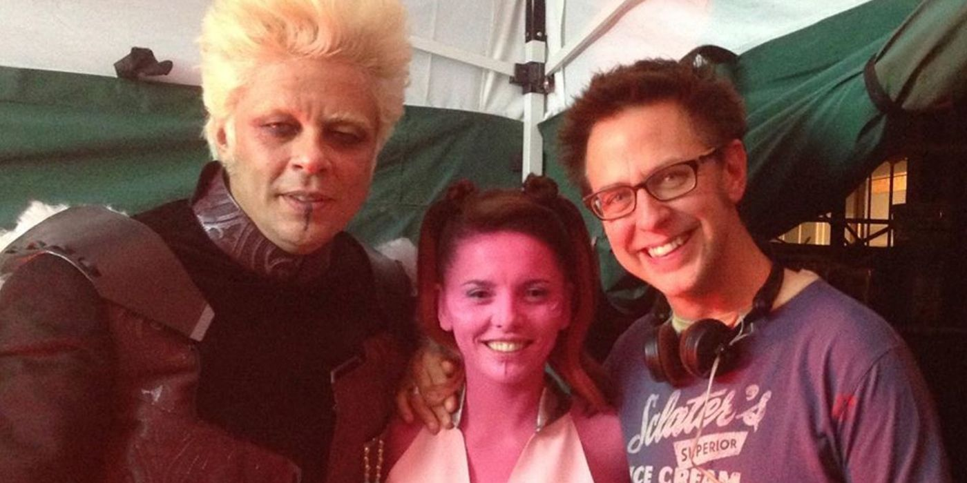 James Gunn Releases New Guardians of the Galaxy's Set Photos